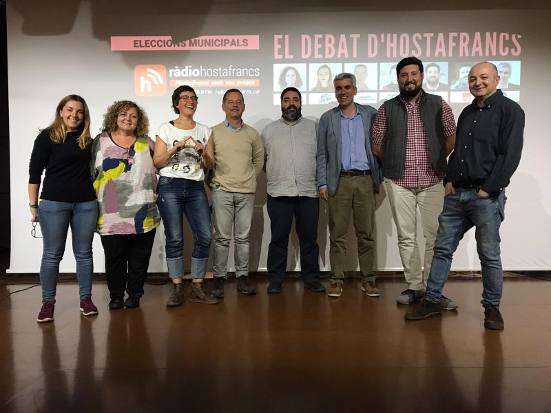Photo of  ▶ ÀUDIO | ESCOLTA 'EL DEBAT D'HOSTAFRANCS'   Què proposen les diferents candidatures municipals per a Hostafrancs?