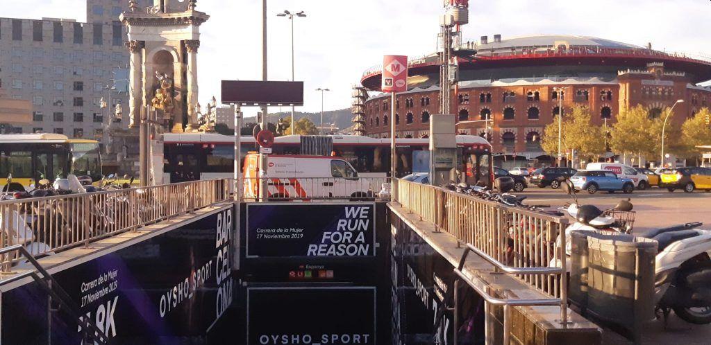Photo of Sessió informativa sobre les obres del Metro Plaça Espanya que començaran aviat